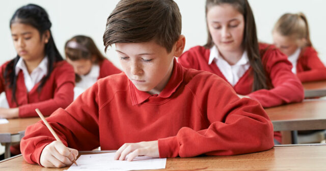 SATs are the fairest way to judge pupil progress