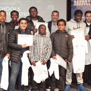Football-themed literacy curriculum scores well with pupils