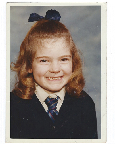 Louise aged 6