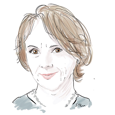 Lucy Kellaway, co-founder, Now Teach