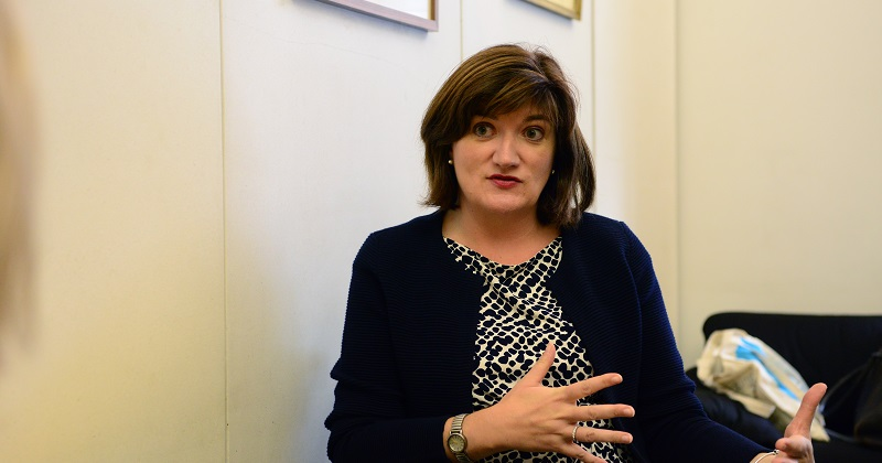 Nicky Morgan: I had to 'fend off ideas' from Downing Street
