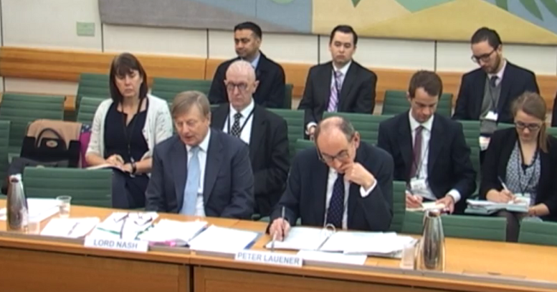 Academy 'tipping point' is 5 years away, says minister .... and 4 other things we learned at today's education select committee