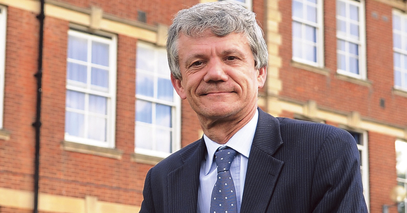 RSC Tim Coulson resigns to head Samuel Ward Academy Trust