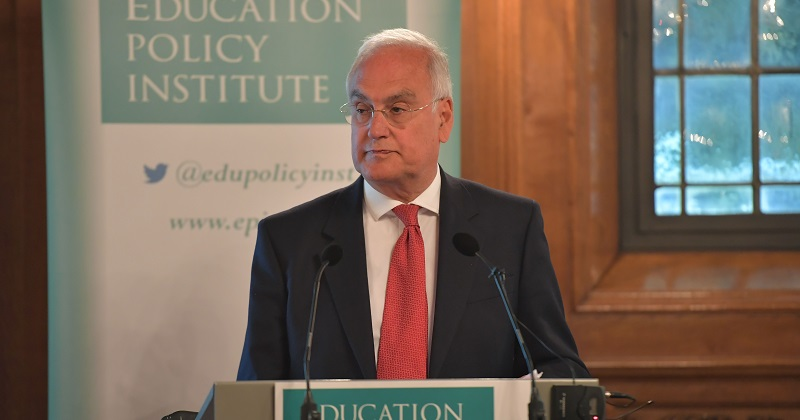 Wilshaw warns against over-reliance on data as he lists proudest Ofsted achievements