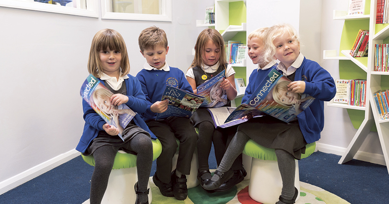 Academy trust launches glossy magazine to keep its schools in the loop