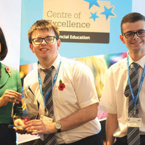 Merseyside special school awarded 'Centre of Excellence' status for its finance curriculum