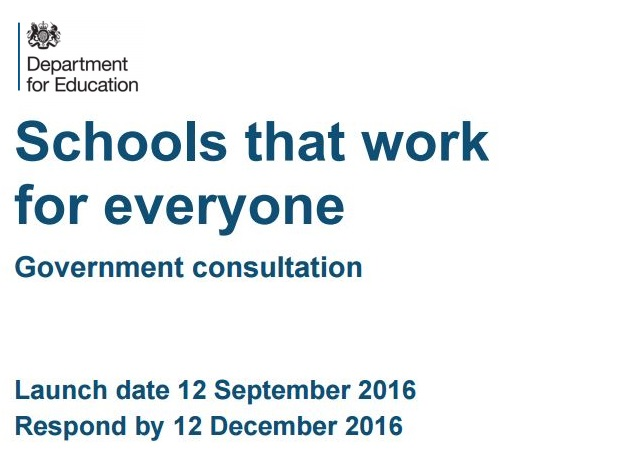 Consultation responses reveal widespread resistance to government selection plans