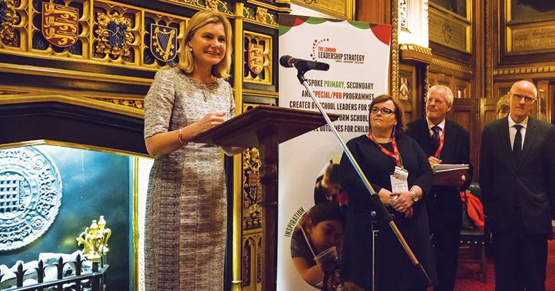 London Leadership Strategy 'Inspiring Greatness' launch celebrates headteachers