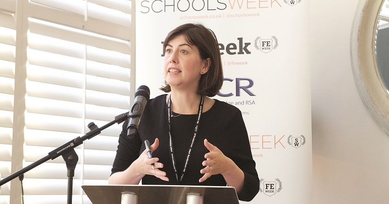 Lucy Powell joins two teachers in education committee line-up