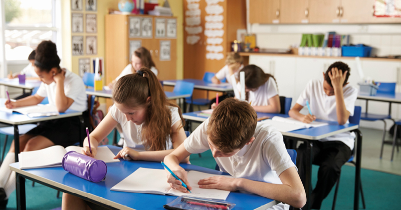 Pupils more alert in afternoon, study finds