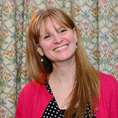 Sarah Wild, headteacher, Limpsfield Grange School