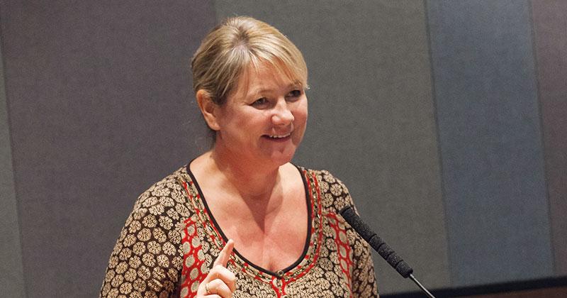 SSAT 2016: Teaching to the test is stopping PISA progress, says Debra Kidd