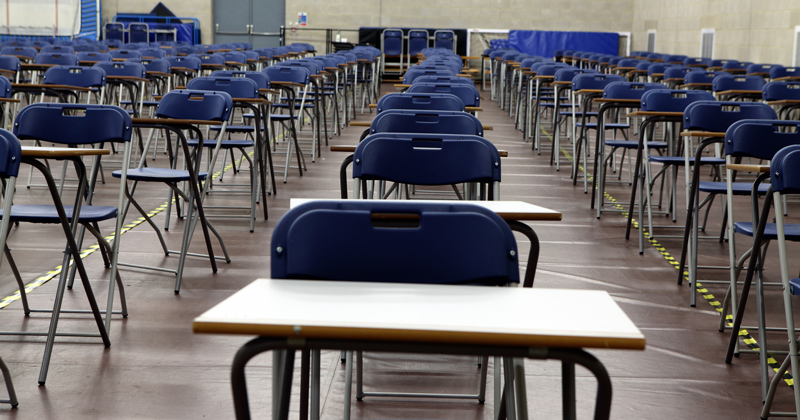 Teachers 'need more incentives' to become examiners