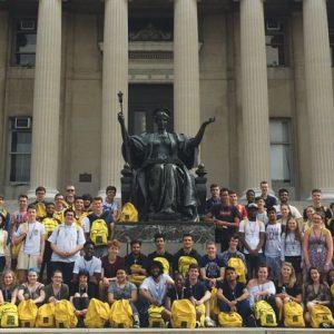 Sutton Trust sends 42 state school pupils to summer school at top US universities