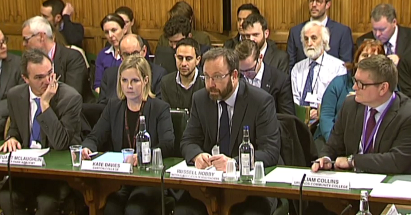 'I've cut teaching to the bare bones' - heads tell MPs of agonising cuts