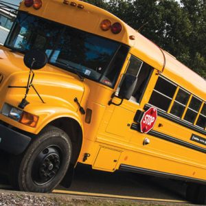 Bus filled with 3D printers, virtual reality equipment and robotics begins tour of UK schools