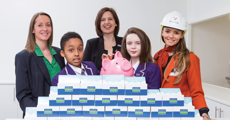 School's new on-site bank aims to get pupils financially savvy