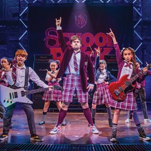 Andrew Lloyd Webber gives schools free rights to School of Rock musical