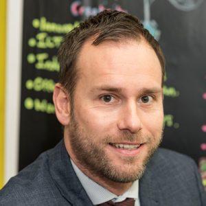 Steve Taylor, executive headteacher, Robin Hood primary academy