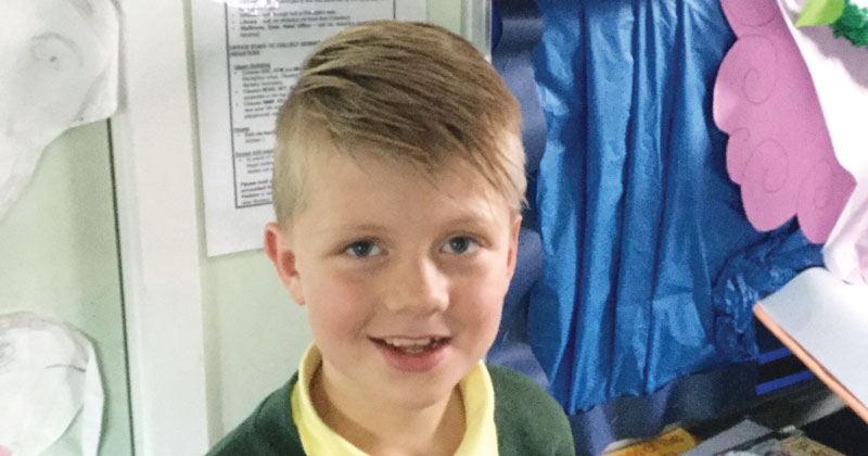 Year 3 pupil gains national recognition for chocolate bar invention