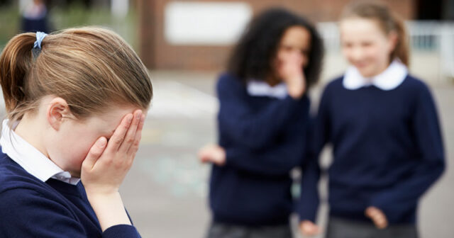 Pupils are losing faith in their schools' response to bullying, survey shows