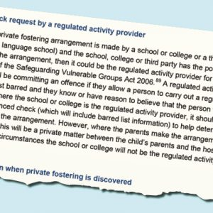 Ministers urged to drop DBS check rules 'killing off' school language exchanges