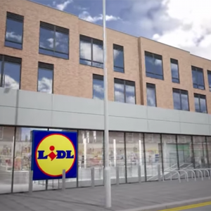 Free school to open above Lidl store after 3 years 'in portacabins'