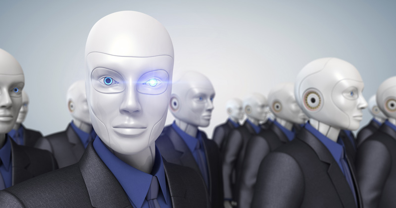 Robots should replace school receptionists, claims think tank