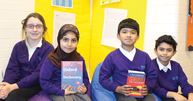 Inter-school spelling bee gives pupils a buzz