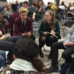 More than 300 Swedish teachers visit Sussex secondary to swap teaching tips