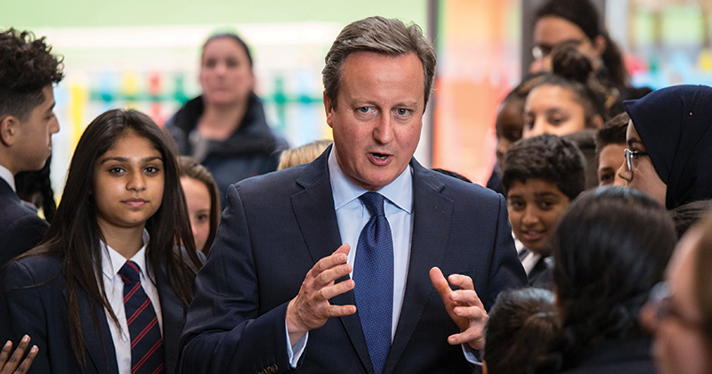 Schools will not be forced to promote National Citizen Service - but it will still get £424m a year