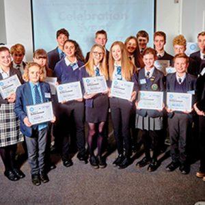 Seventeen pupils take top accolades in aluminium design challenge
