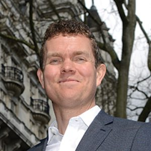 Andy Ratcliffe, chief executive of Impetus-PEF