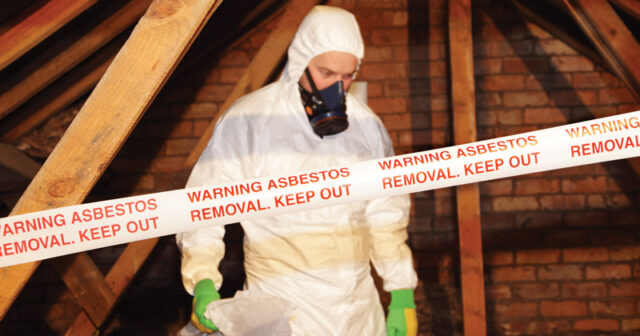 Nearly 1 in 5 schools 'not in line' with guidance on managing asbestos
