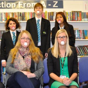 Staff and pupils don dummies for a day to raise money for baby unit