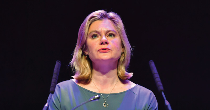 Justine Greening pulls out of NAHT conference