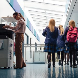 Pupils moved in GCSE year from maintained schools as much as MATs