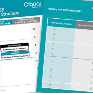 Ofqual omits 'strong' grade from new GCSE guidance