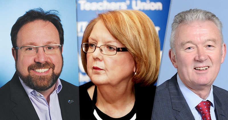 Union leaders spurn NEU's merger call