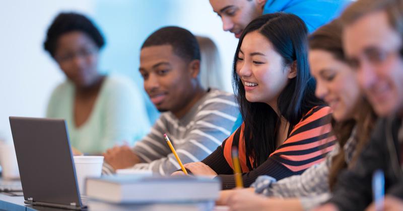 Government study reveals minimum A-level class size