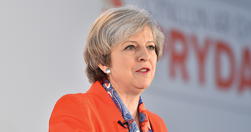 Conservative manifesto: Infant lunches scrapped, but schools get £4bn