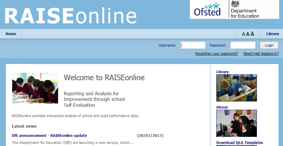 School performance tracker RAISEonline to be scrapped in July