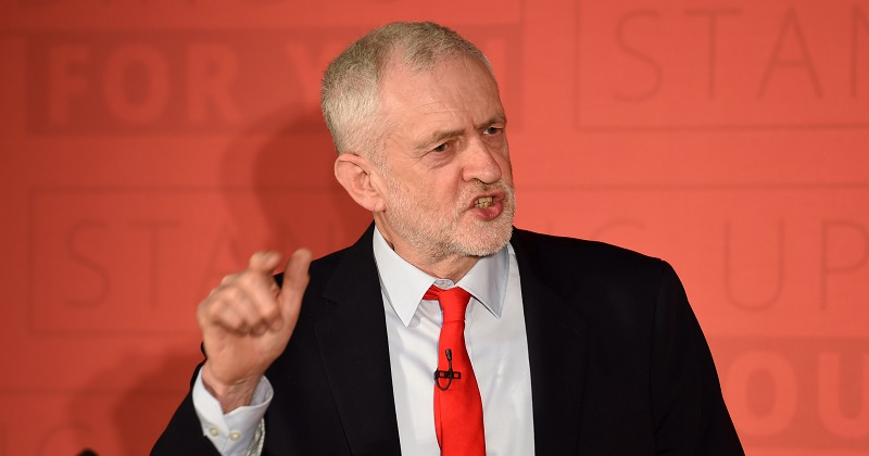 Corbyn 4-day bank holiday pledge 'includes teachers'