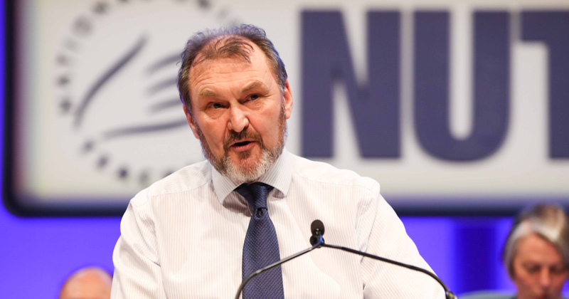 NEU vows to mobilise parents to 'ramp up' school cuts campaign