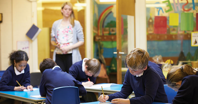 Schools go 'supersize' to cope with population growth
