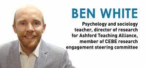 Is teacher workload a matter of perception?