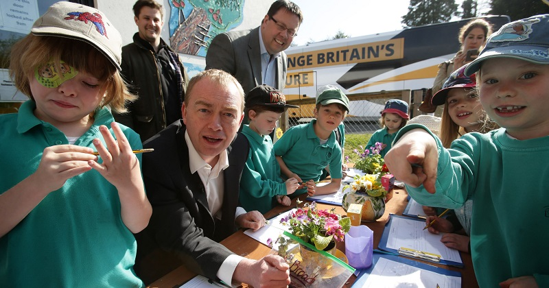 Lib Dems release manifesto pledge costs - including £450m for free school meals (which is half of Labour's costs)