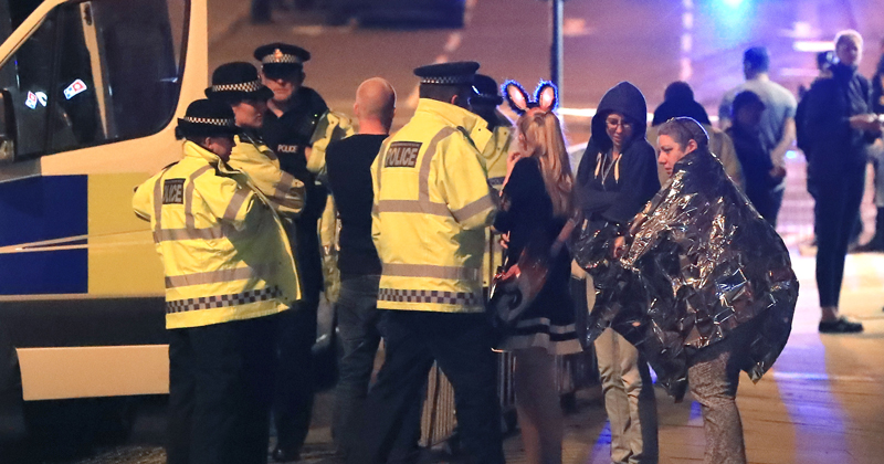Schools should contact exam boards after Manchester terrorist attack