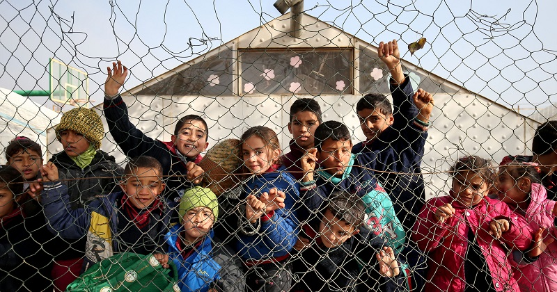 Boarding school places for Syrian refugee children remain unfilled