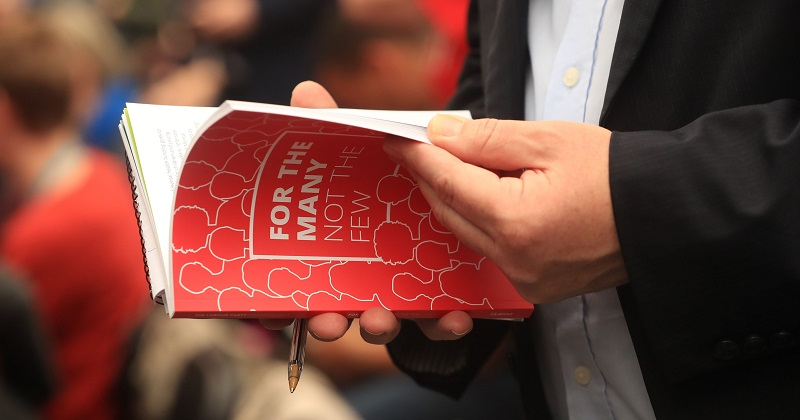 Labour manifesto: Teacher pay bargaining pledge dropped